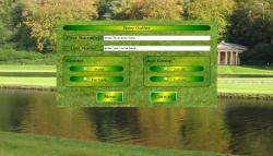 New Golfer Screen of Chart My Golf